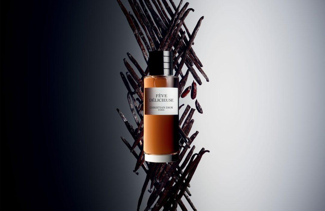 Fève Délicieuse de Dior, arrivée du mainstream en bouteilles privées