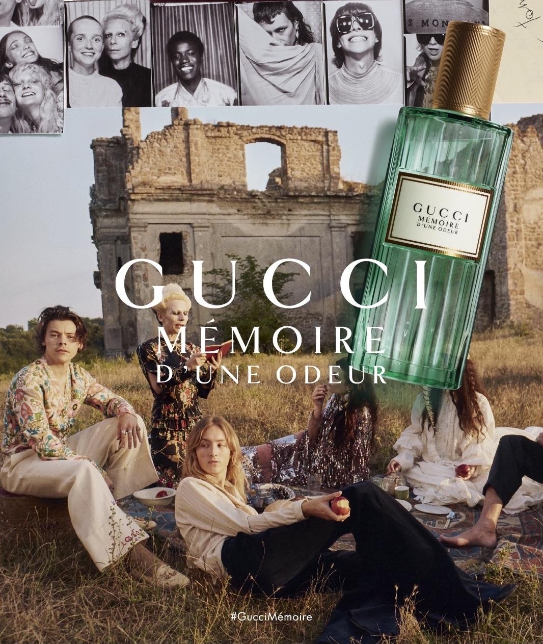 Mémoire d'une Odeur par Alberto Morillas pour Gucci