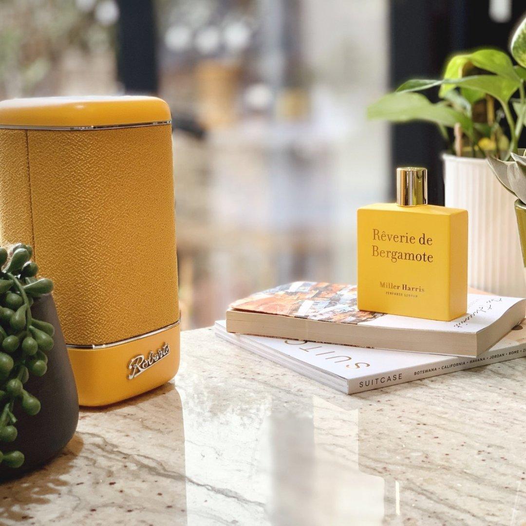 Peut-on croire au nouveau parfum de Miller Harris, Rêverie de Bergamote ?