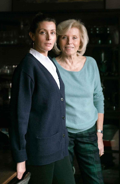 Chantal et Alexandra Roos de la marque Roos & Roos