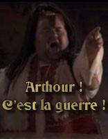 Kaamelott, le Burgonde: