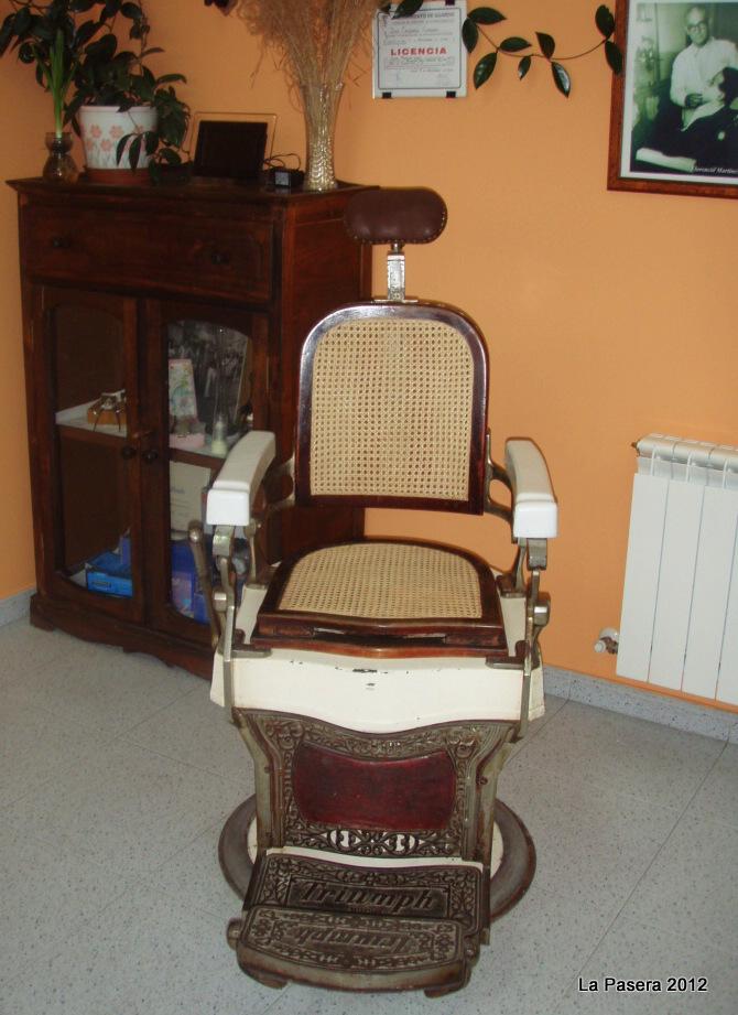 Restauracion de sillas con asiento de rejilla 8 Silla de