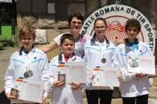 Echipa de juniori mici ai CSU BRASOV