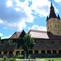 Gustă din pocalul istoriei: Biserica-cetate din Cristian, județul Brașov