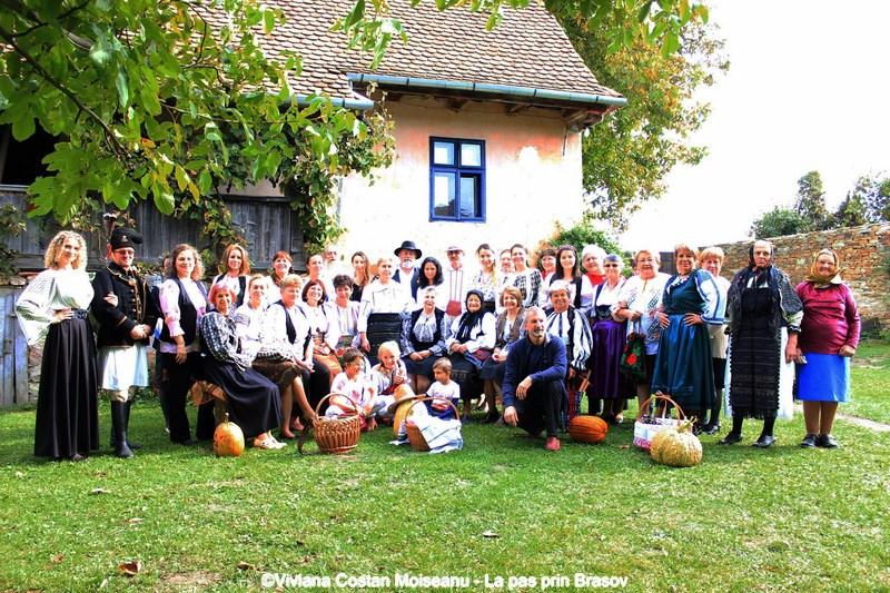 'IIa călătoare' a Anei Borca își continuă drumul prin Țara Făgărașului