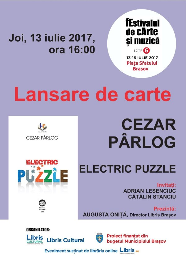 afis_lansare_electric_puzzle