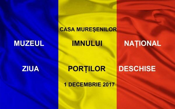 tricolor 1 decembrie