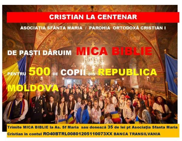 Cristian la Centenar
