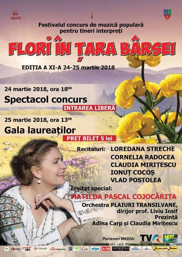 Flori in Tara Barsei