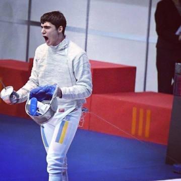 Andrei Pastin campion mondial sabie