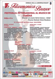 Filarmonica - Festivalul Int.