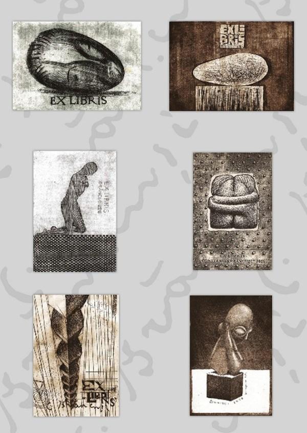 Expo ex-libris Brancusi