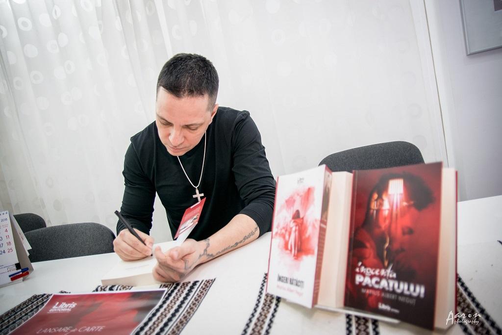 Pentru braşoveni, un interviu special cu Marius Albert Neguţ