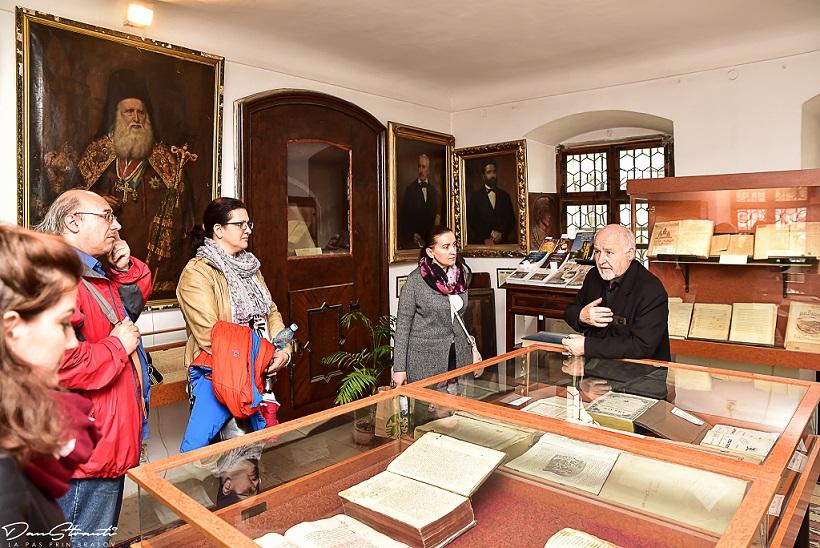 """""""Noaptea Muzeelor"""" la Prima Școală Românească"""