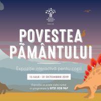 """""""Povestea Pământului"""", o nouă expoziție la Muzeul Pedagogic din Brașov"""