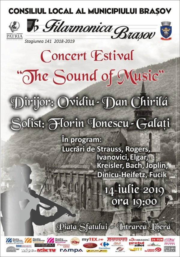 Filarmonica - Concert Estival 14.07