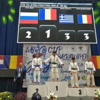 Rezultatele de exceptie ale clubului KOKORO Brasov la Campionatul Balcanic si Cupa Mondiala