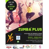 Zumba® Plus – Avalanșa de energie și bună dispoziție din Brașov
