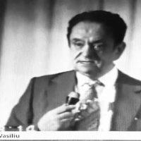 In Memoriam - 20 ani de la moartea lui Ioan Corneliu Vasiliu (1931 – 1999)