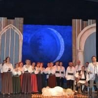 """""""Crai Nou"""" de Ciprian Porumbescu, pe textul piesei poetului Vasile Alecsandri la Opera Brașov"""