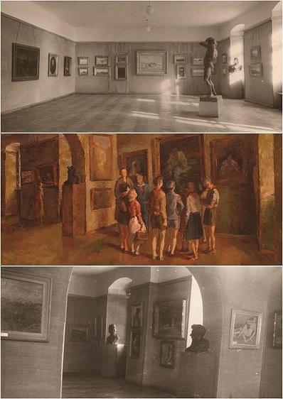 Prima pinacoteca a Brasovului