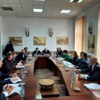 Ministrul Mediului, Apelor și Pădurilor, Costel Alexe s-a întâlnit cu conducerile serviciilor deconcentrate din județul Brașov