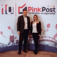 Pink Post aniverseaza 10 ani de activitate