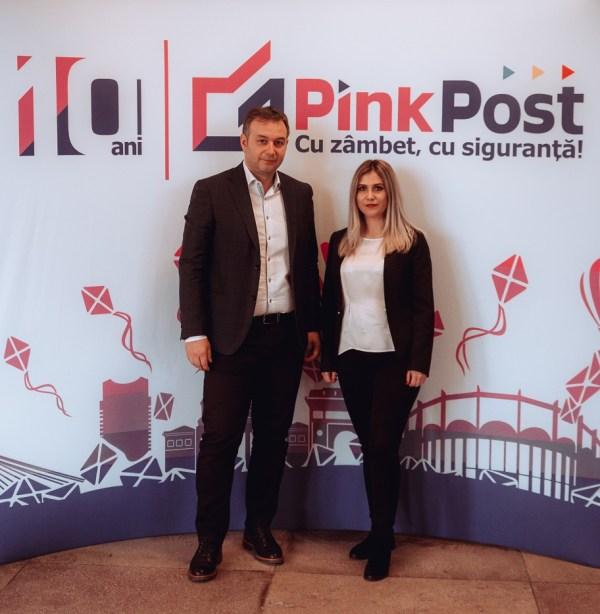 Cristi Petcu - General Manager. Diana Tudor - Director Comercial