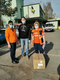 Donații ambulanță