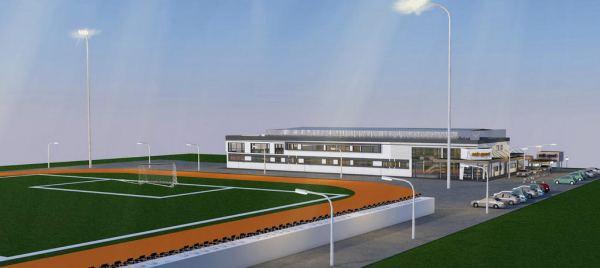 Complexul Sportiv Carpați2
