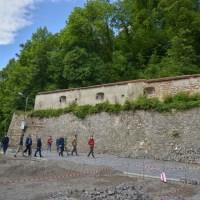 Parcul cultural După Ziduri, la faza de evaluare pe teren