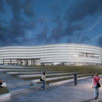 Proiectul tehnic pentru Sala Polivalentă a fost livrat de firma de arhitectură