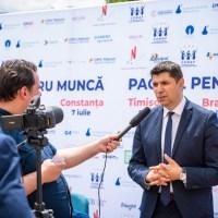 Sorin Poteraș – CEO Schaeffler România, la Conferința Pactul Pentru Muncă. Împreună Reconstruim România, organizată la Brașov pe 23 iunie 2020
