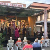 Evenimente estivale la Opera Brașov