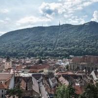 "Sonetoterapie: ""Brașov, muntele Tâmpa (2)"", de Adrian Munteanu"