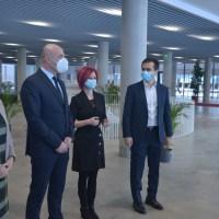 Primăria Brașov a deschis astăzi primul centru de vaccinare din județul Brașov