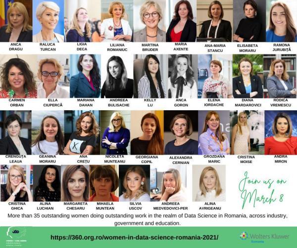 Femeile în domeniul Noilor Tehnologii