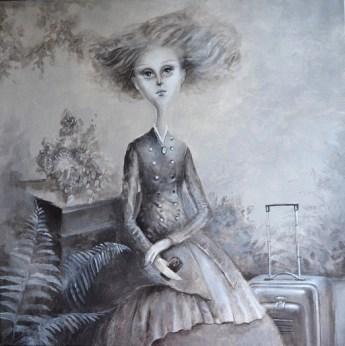Fata cu valiza