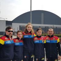 Cupa României la înot: performanță deosebită pentru Clubul Sportiv Luna Brașov