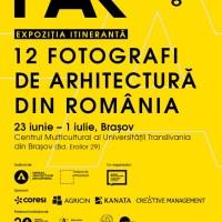 Expoziție: 12 fotografi de arhitectură din România