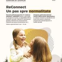 ReConnect - Un pas spre normalitate