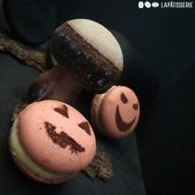 Schaurig schön: Pumpkin Spice Macarons