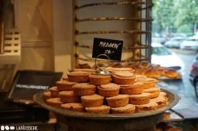 Die Mazarintörtchen bei Valhallabageriet sehen einfach nur lecker aus und schmecken auch genau so.