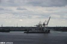 Der Hamburger Hafen: Seit ich das erste Mal hier bin ich verzaubert.
