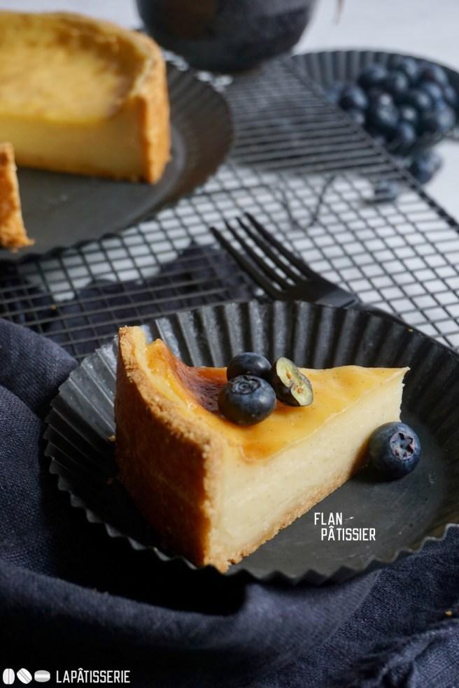 Unwiderstehlich gut: Flan Pâtissier oder gebackener Vanillepudding.