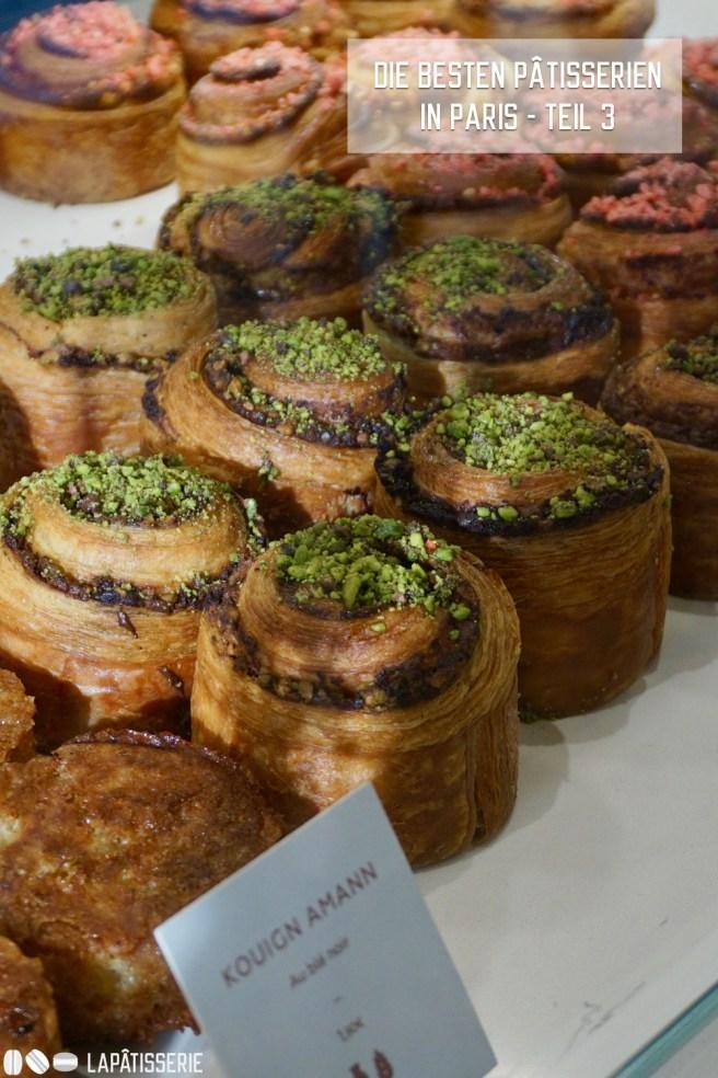 Die besten Patisserien in Paris - Teil 3
