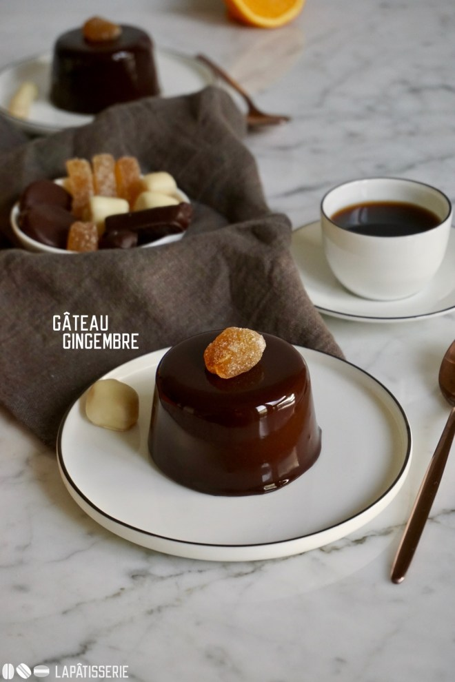 Gâteau Gingembre