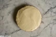 Schritt 8: Vanillecreme einfüllen