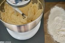 Schritt 3: Mehlmischung unterrühren