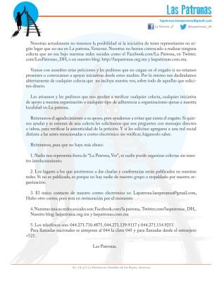 COMUNICADO_LAS PATRONAS-2